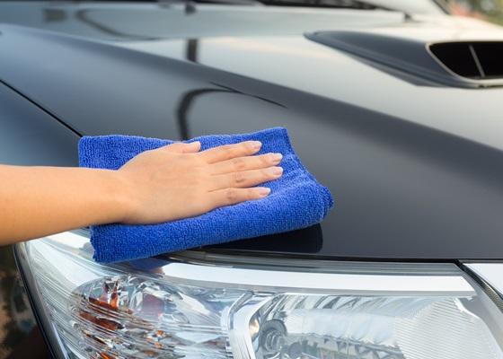 Как отполировать машину в домашних условиях без машинки 235